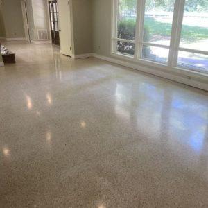 Custom Concrete Creations Concrete Polishing