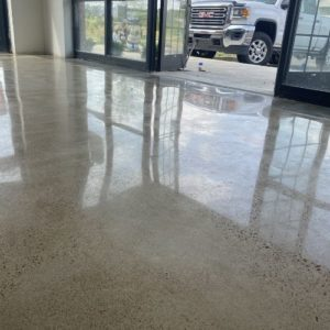 Custom Concrete Creations Polished Concrete